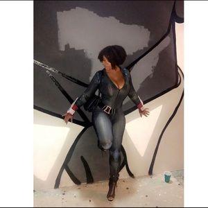 Marvel's Avengers Black Widow Halloween Costume